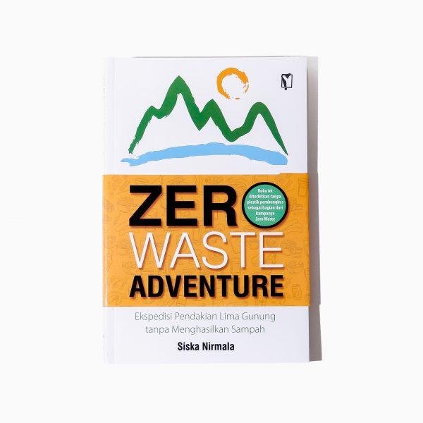 buku zero waste adventure