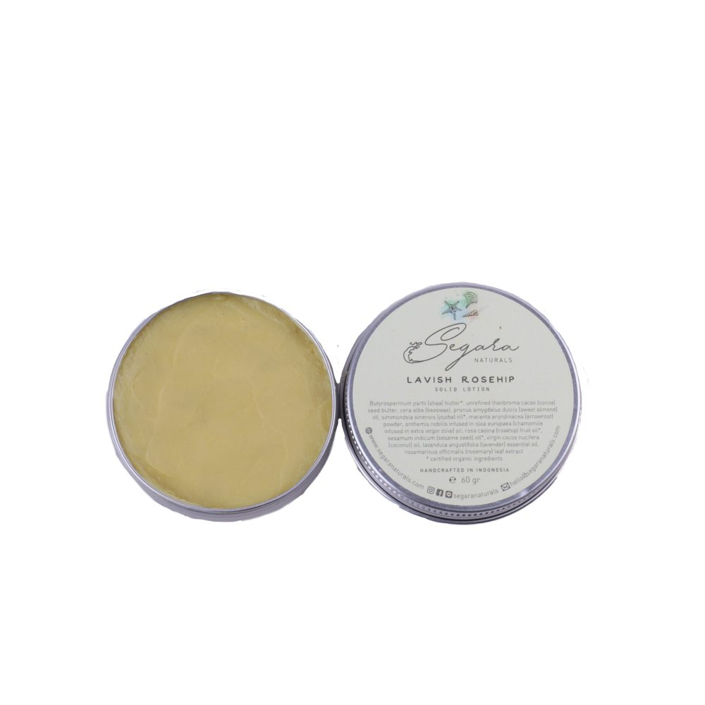Natural Solid Lotion