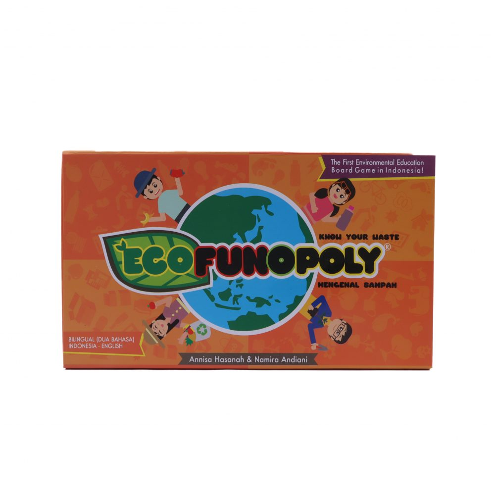 Ecofunopoly waste series
