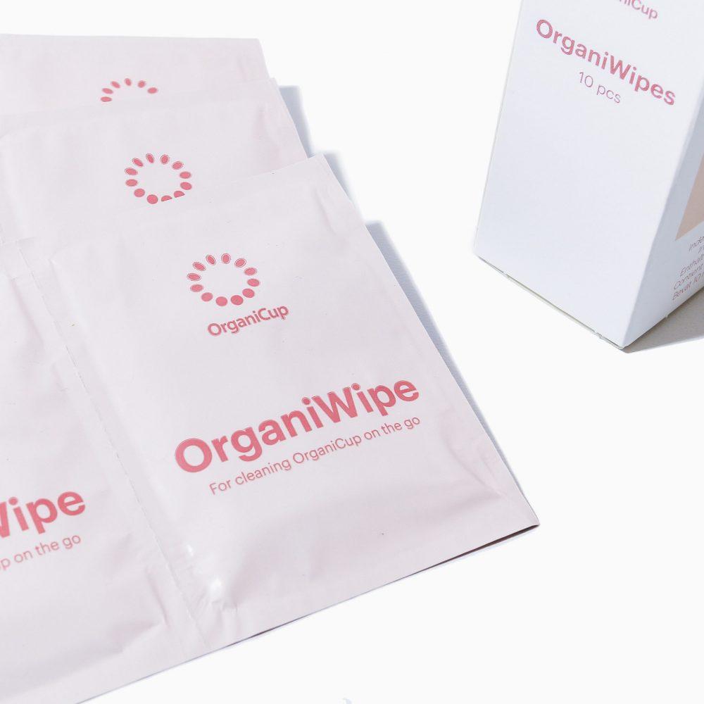 Sustaination Organiwipes