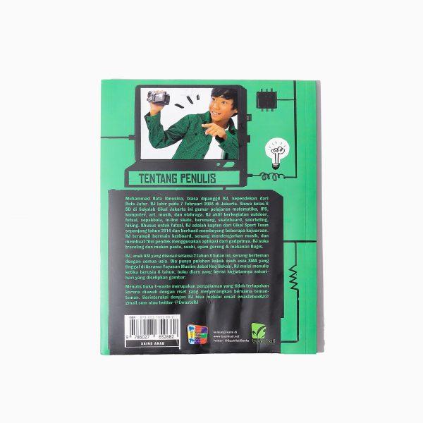 buku ewaste-rj Sampah elektronik