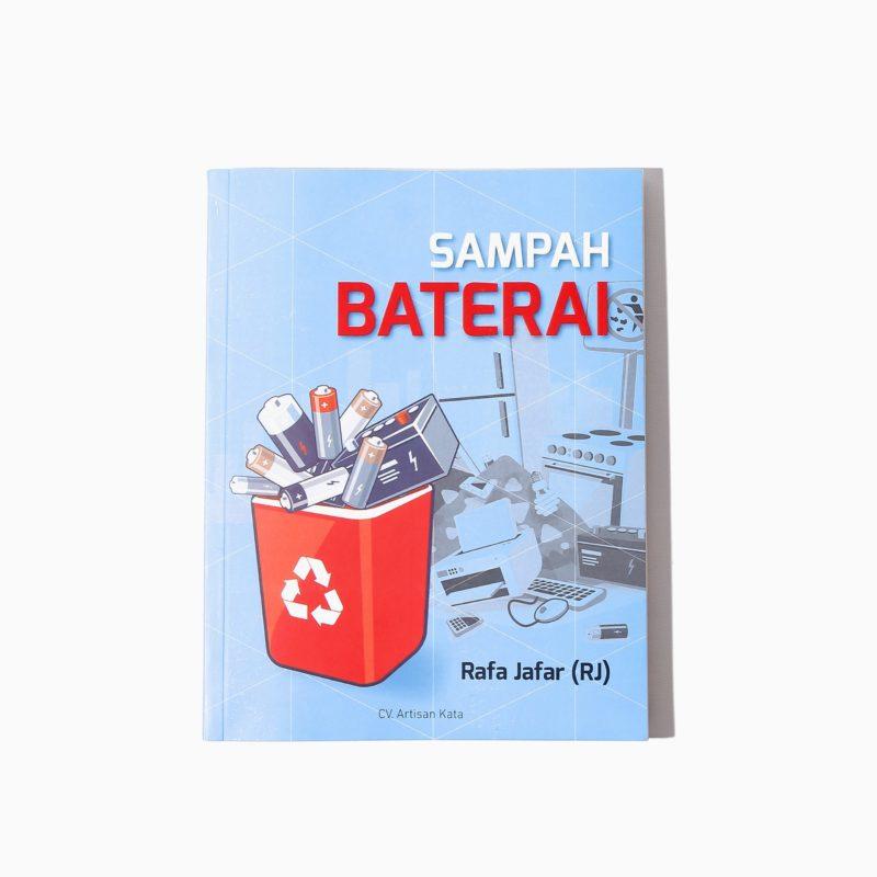 buku ewaste-rj Sampah Baterai