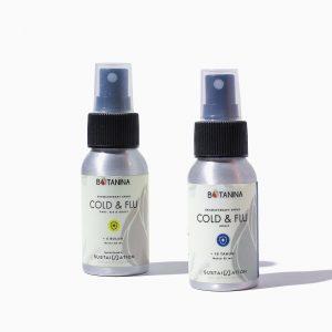 Cold and Flu Spray