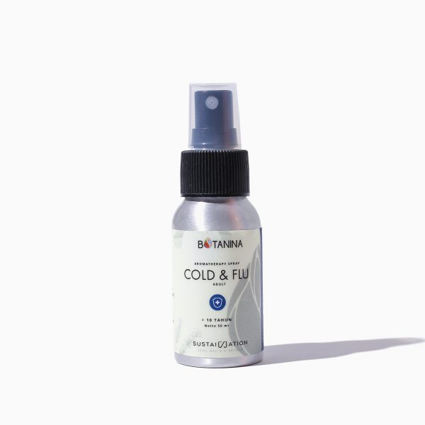 Cold and Flu Spray
