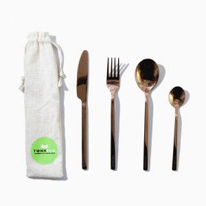 Alat Makan Ramah Lingkungan