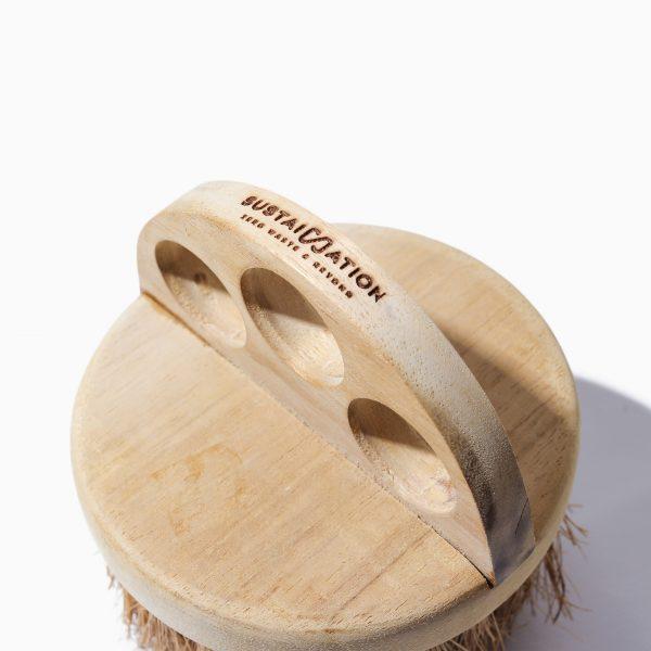sustaination sikat kaki