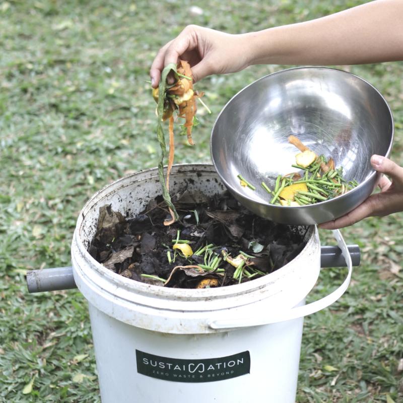 Komposter Sustaination