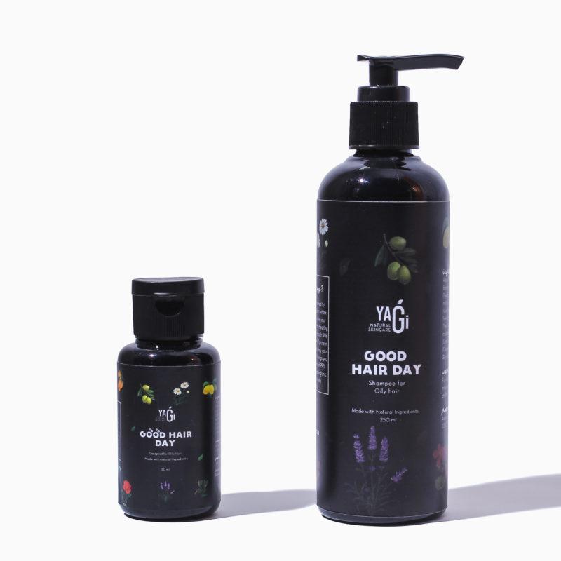 shampo cair alami