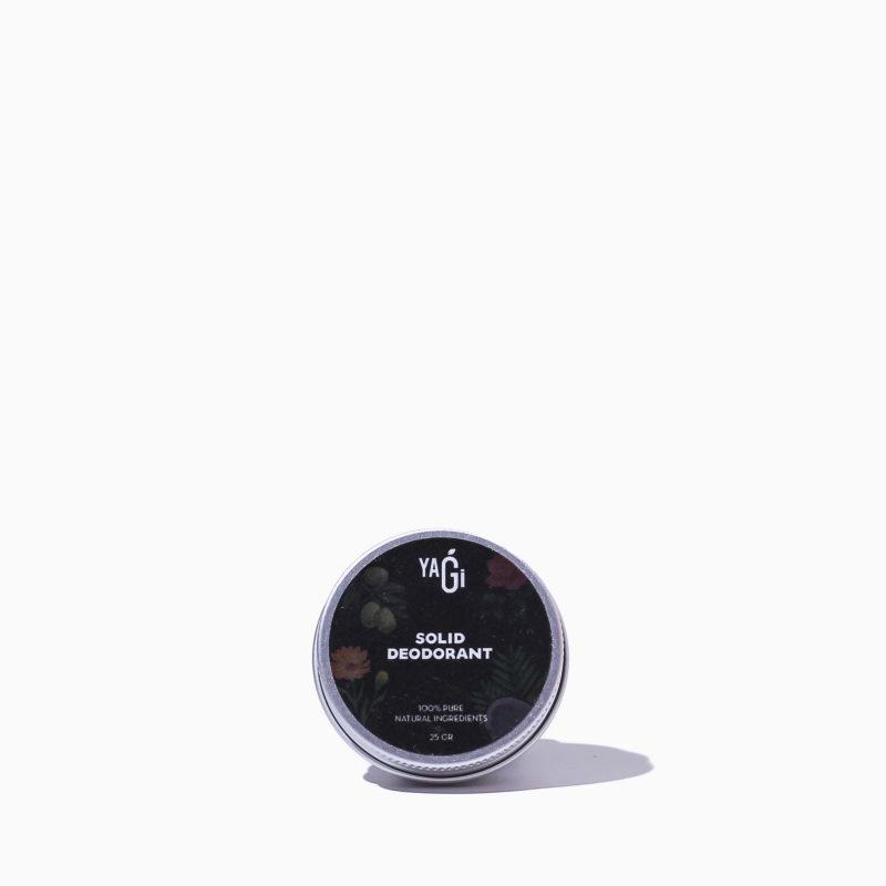 deodorant padat alami