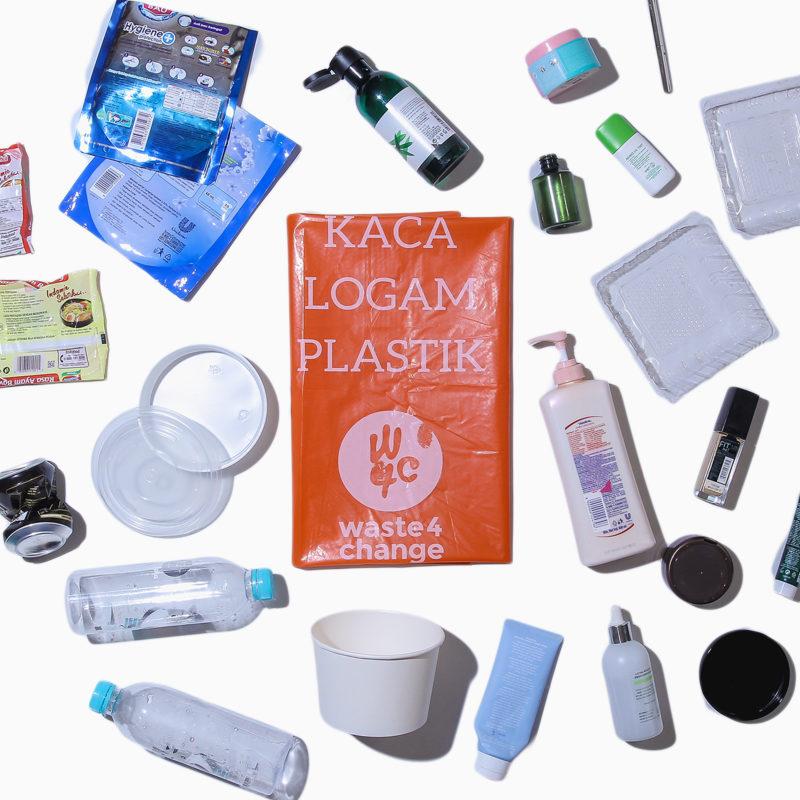 Jasa Pilah Angkut Sampah Kaca Plastik
