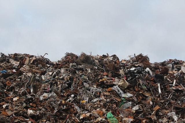 bahaya sampah organik