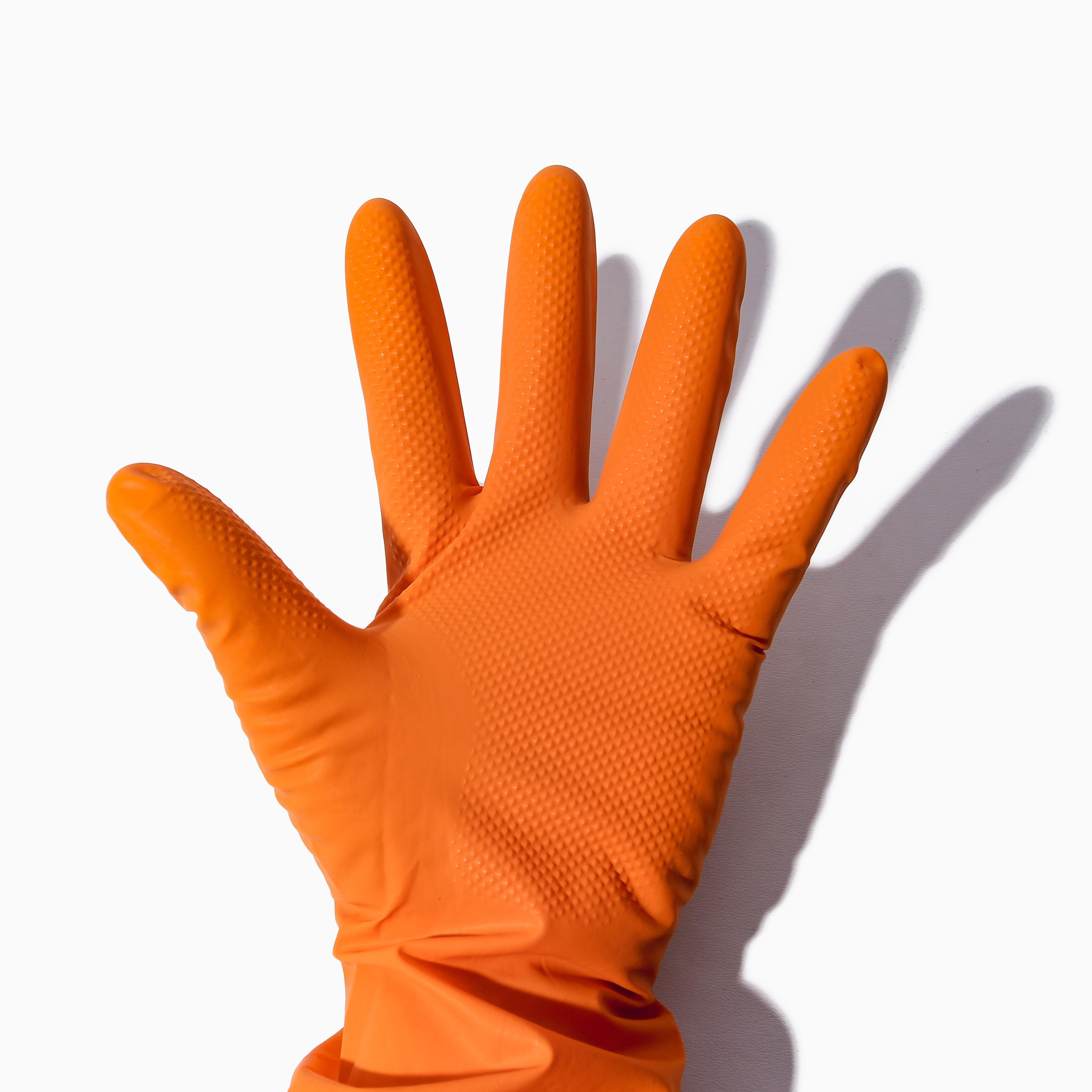 sarung tangan karet