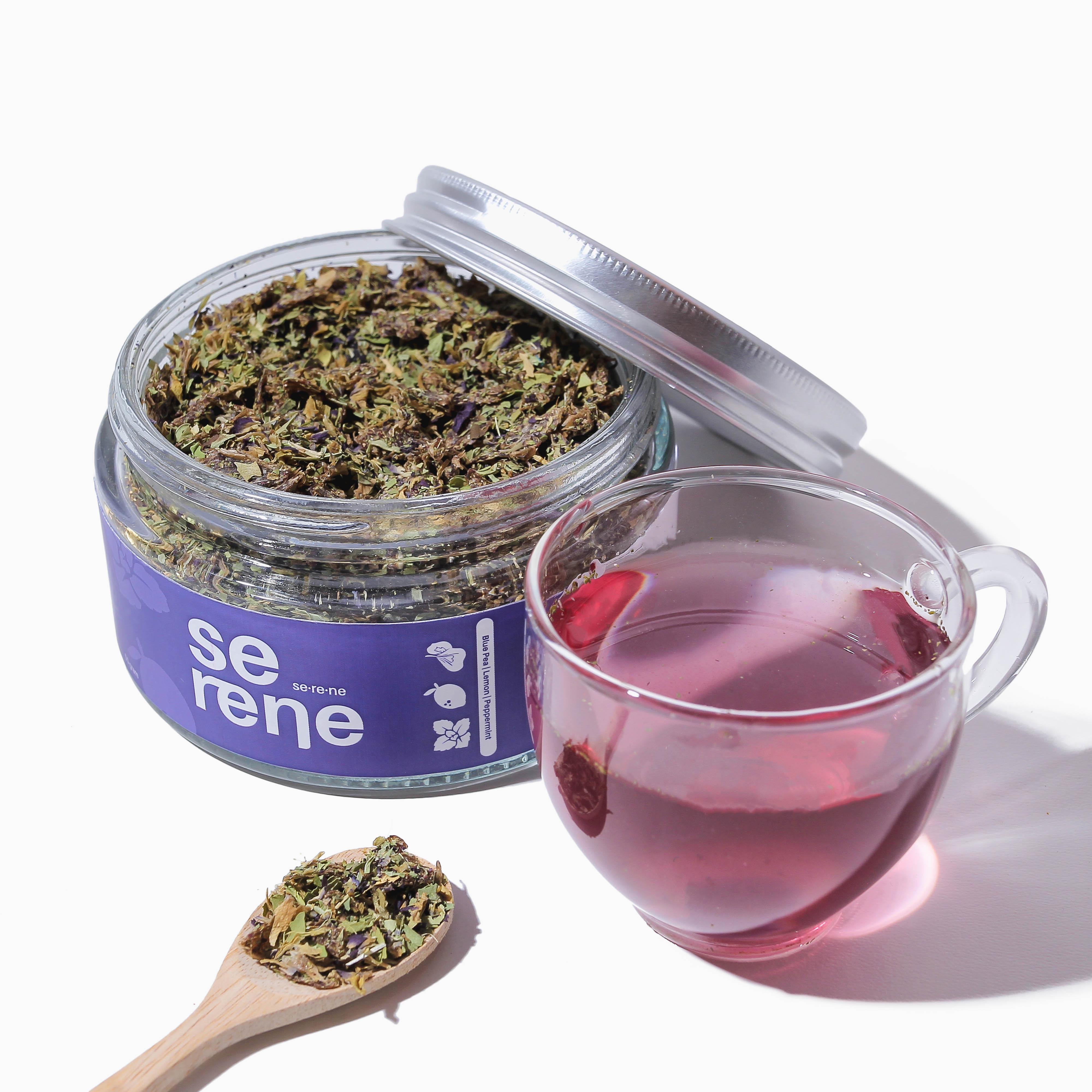 teh diet herbal alami