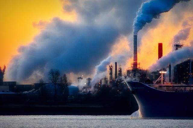 emisi karbon adalah